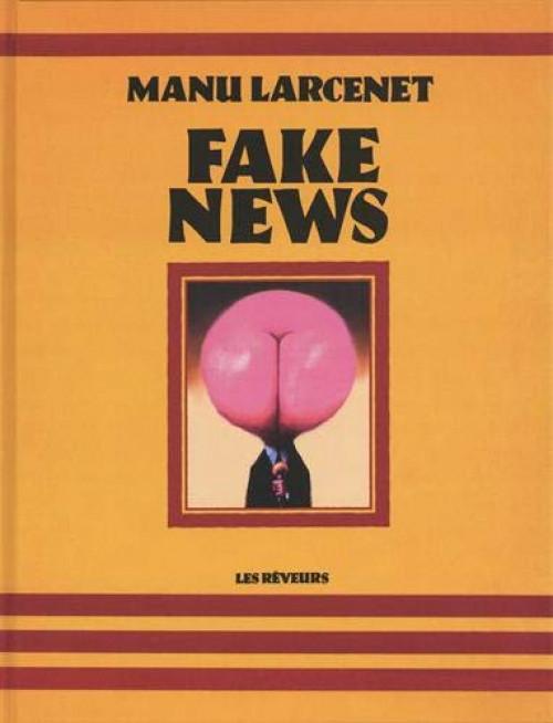 Couverture de (AUT) Larcenet - Fake News