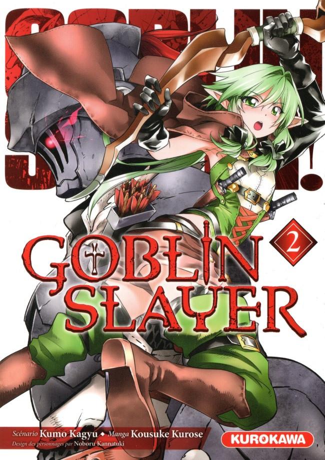 Couverture de Goblin Slayer -2- Tome 2