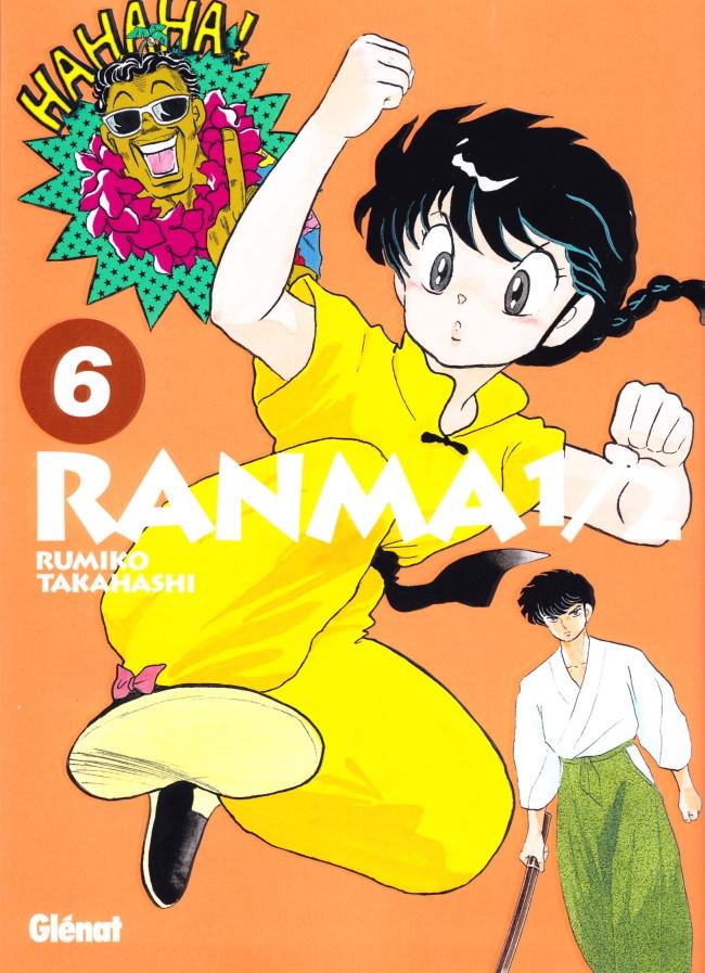 Couverture de Ranma 1/2 (édition originale) -6- Volume 6