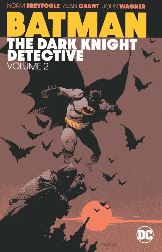Couverture de Detective Comics (1937) -INT- The Dark Knight Detective - Volume 2