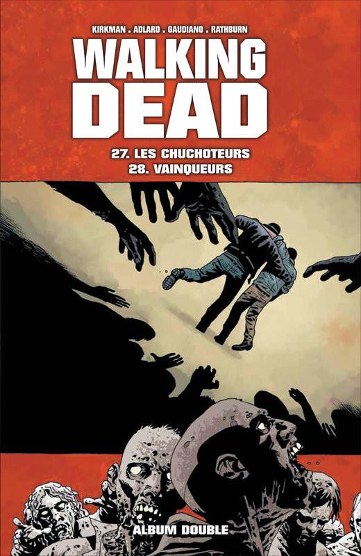 Couverture de Walking Dead -FL14- Les Chuchoteurs - Vainqueurs