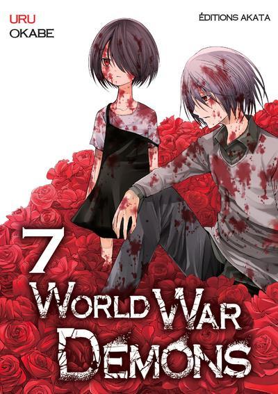 Couverture de World War Demons -7- Tome 7