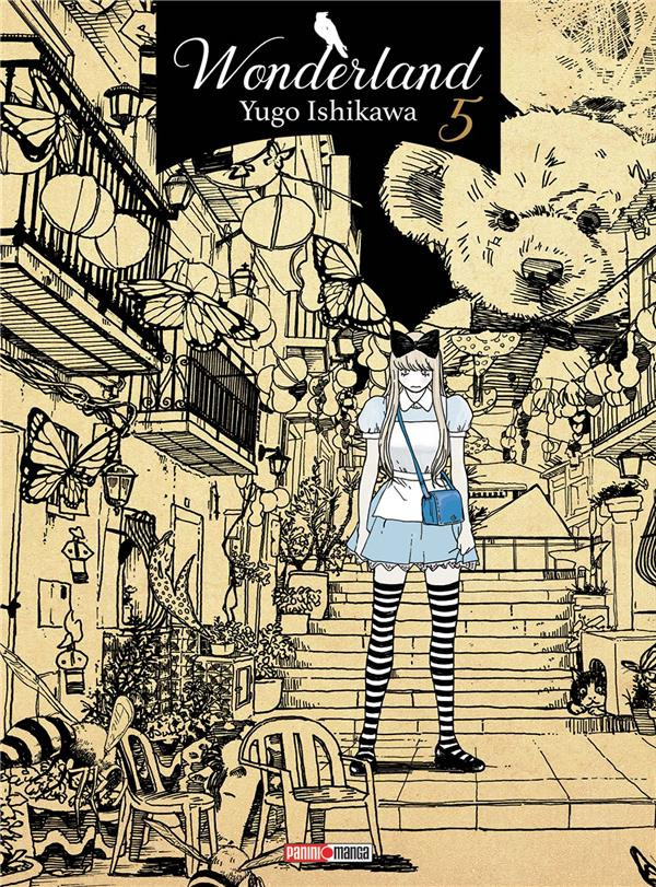 Couverture de Wonderland (Yugo Ishikawa) -5- Tome 5