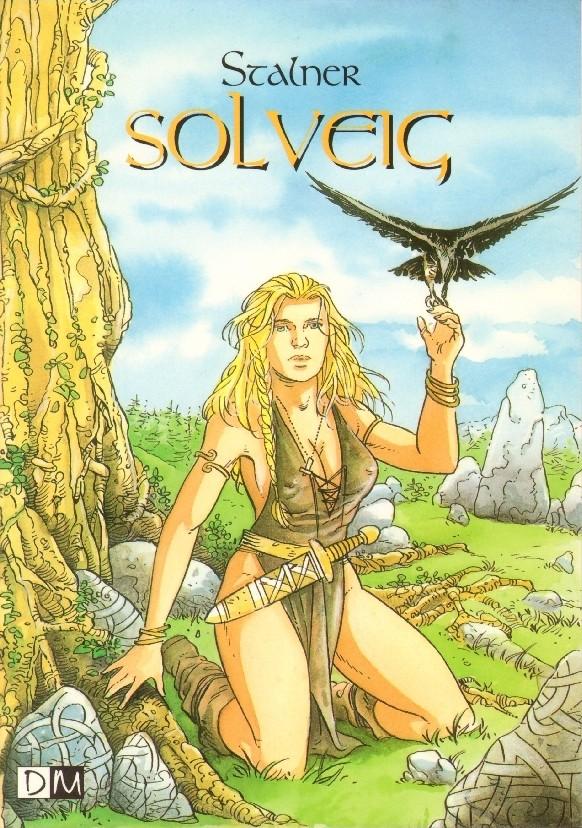 Solveig 2 La Sorcire Et Le Corbeau