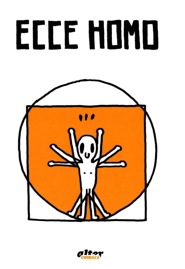 Couverture de Ecce Homo (Valfret) - Ecce Homo