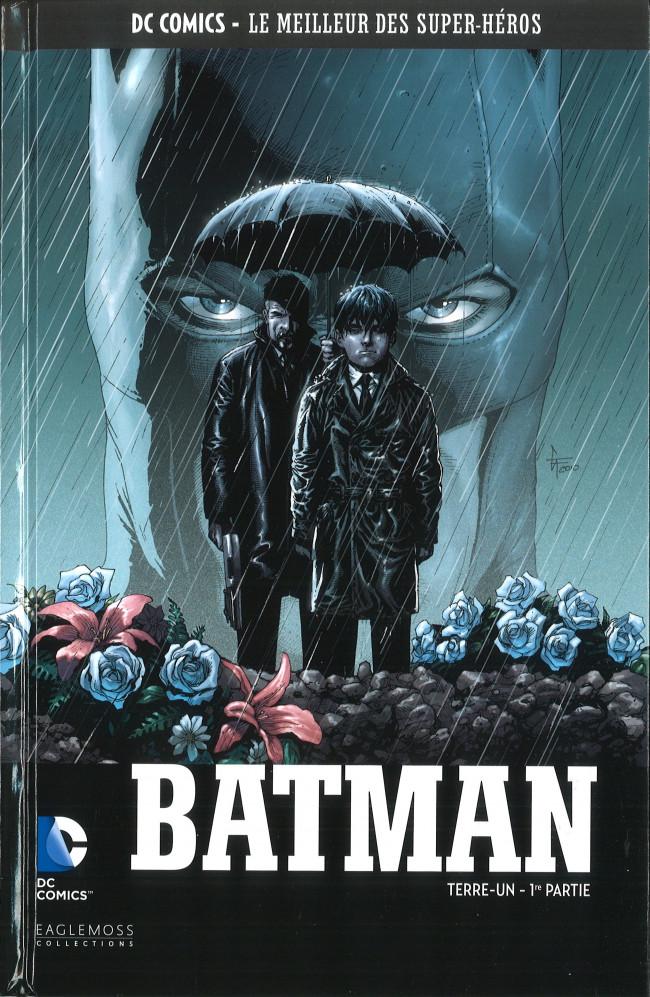 Couverture de DC Comics - Le Meilleur des Super-Héros -82- Batman - Terre-Un - 1re partie