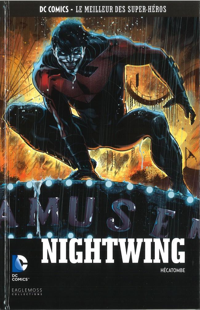 Couverture de DC Comics - Le Meilleur des Super-Héros -83- Nightwing - Hécatombe