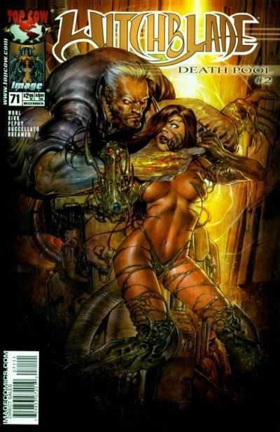 Couverture de Witchblade (1995) -71- Death Pool Part 2