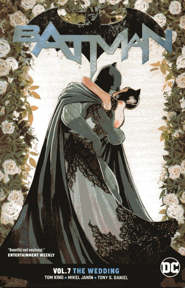 Couverture de Batman (2016) -INT07- Vol.7 The Wedding