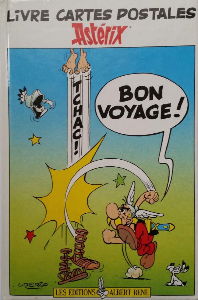 Couverture de Astérix (Hors Série) -6- Bon voyage !