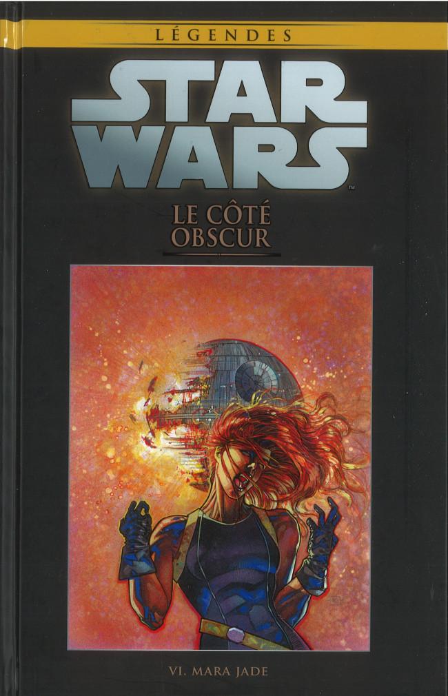Couverture de Star Wars - Légendes - La Collection (Hachette) -76VI- Le Coté Obscur - VI. Mara Jade