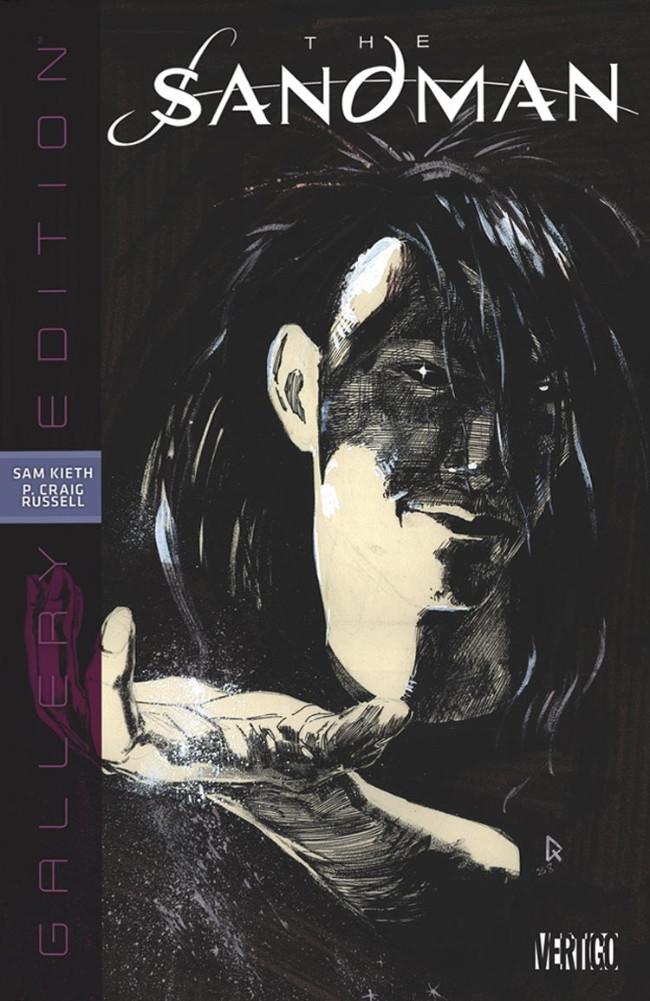 Couverture de Sandman (The) (1989) -INT- The Sandman Gallery Edition