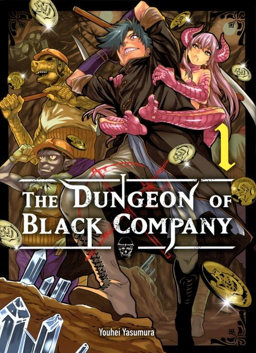 Couverture de Dungeon of Black Company (The) -1- Tome 1