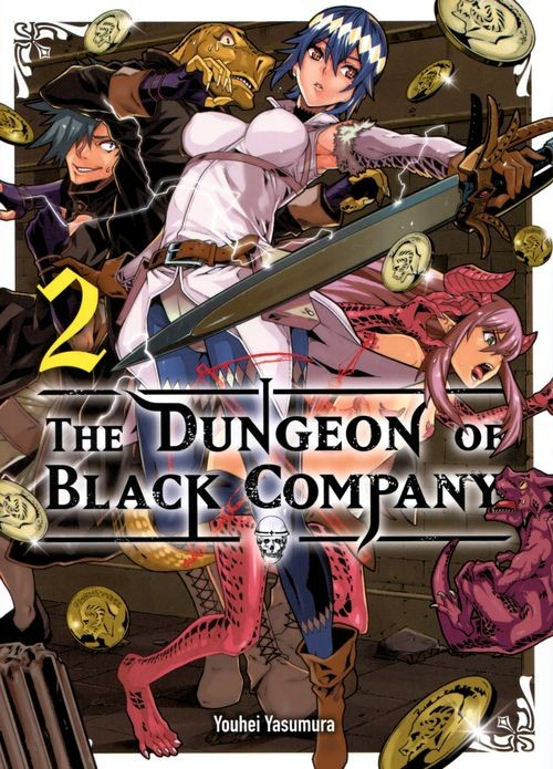 Couverture de Dungeon of Black Company (The) -2- Tome 2