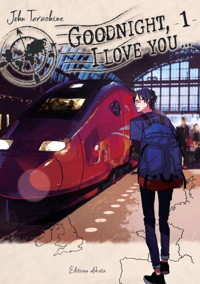 Couverture de Goodnight, I love you... -1- Tome 1