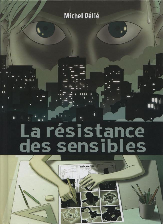 Couverture de Résistance des sensibles (la) - La Résistance des sensibles
