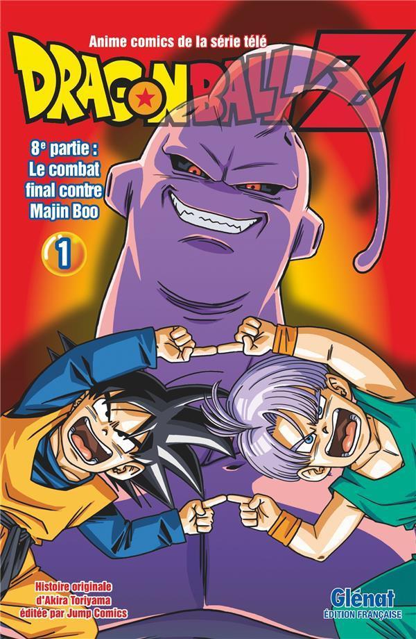 Couverture de Dragon Ball Z -34- 8e partie : Le combat final contre Majin Boo 1