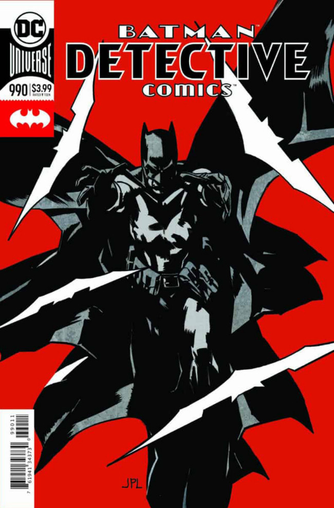 Couverture de Detective Comics (1937), Période Rebirth (2016) -990- Deface the Face - Part Three : A Conflicted Man