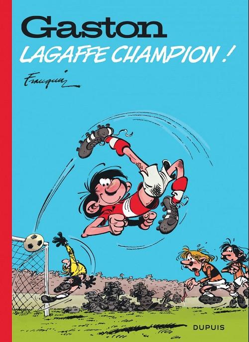 Couverture de Gaston (Sélection) -7- Lagaffe champion !
