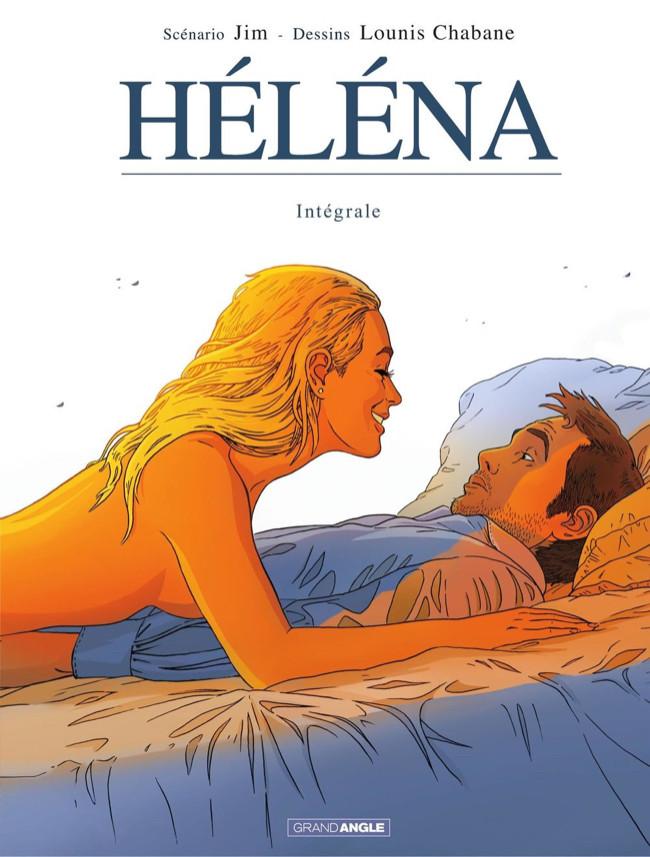 Couverture de Héléna (Jim/Chabane) -INT- Intégrale