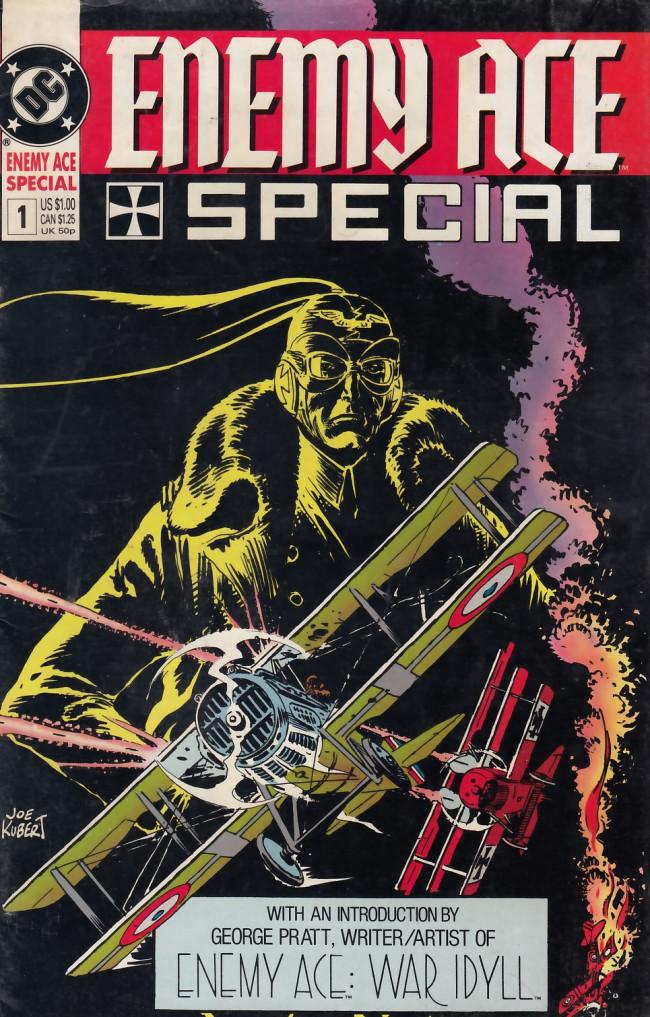 Couverture de Enemy Ace Special (1990) -1- Enemy Ace Special #1