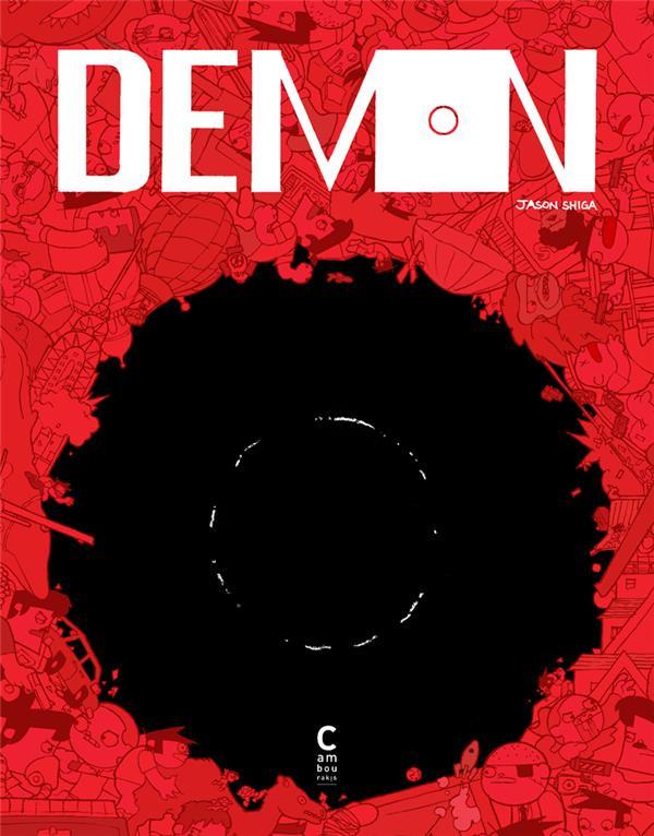 Couverture de Demon (Shiga) -INT- Démon