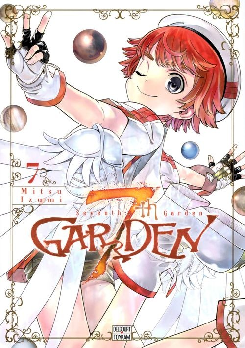 Couverture de 7th Garden -7- Tome 7