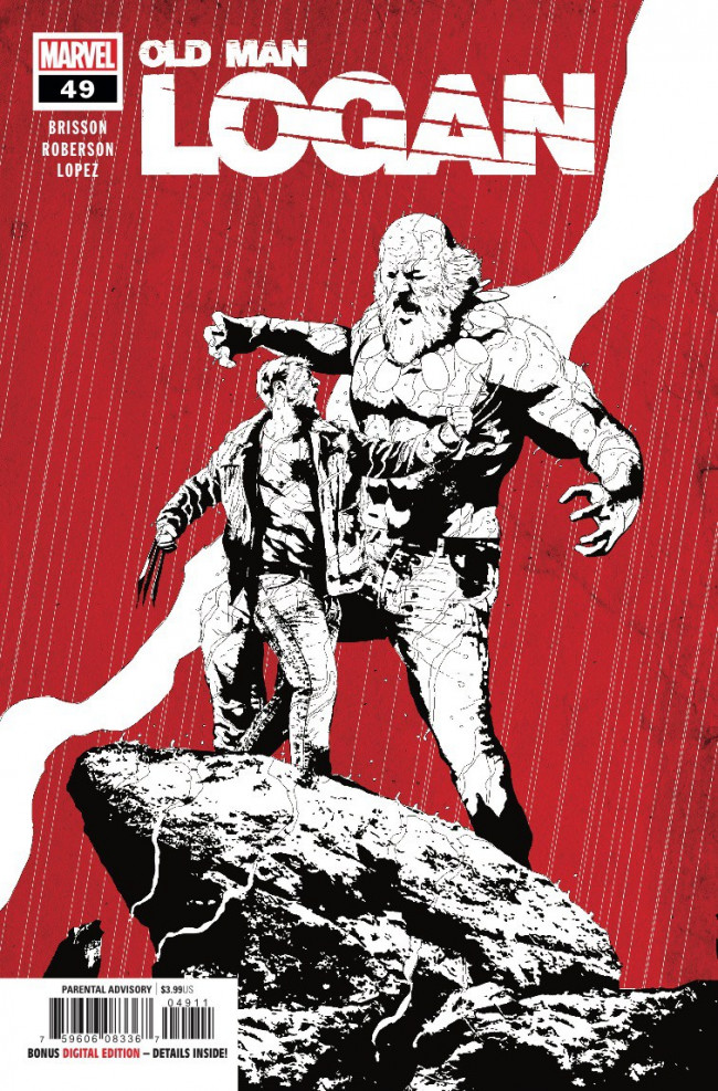 Couverture de Old Man Logan (2016) -49- King of Nothing: Part Two