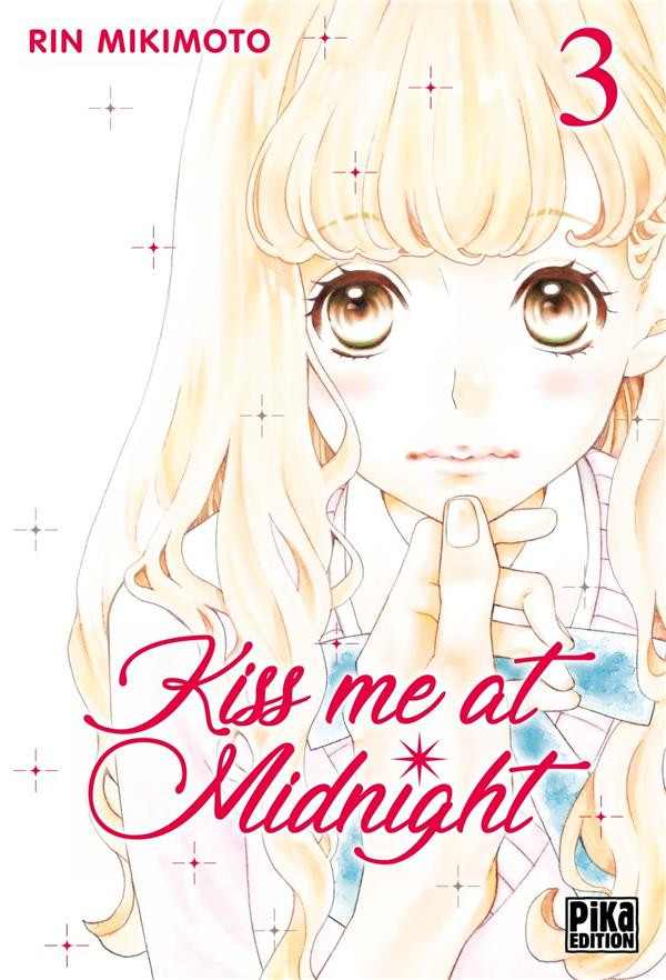Couverture de Kiss me at Midnight -3- Tome 3
