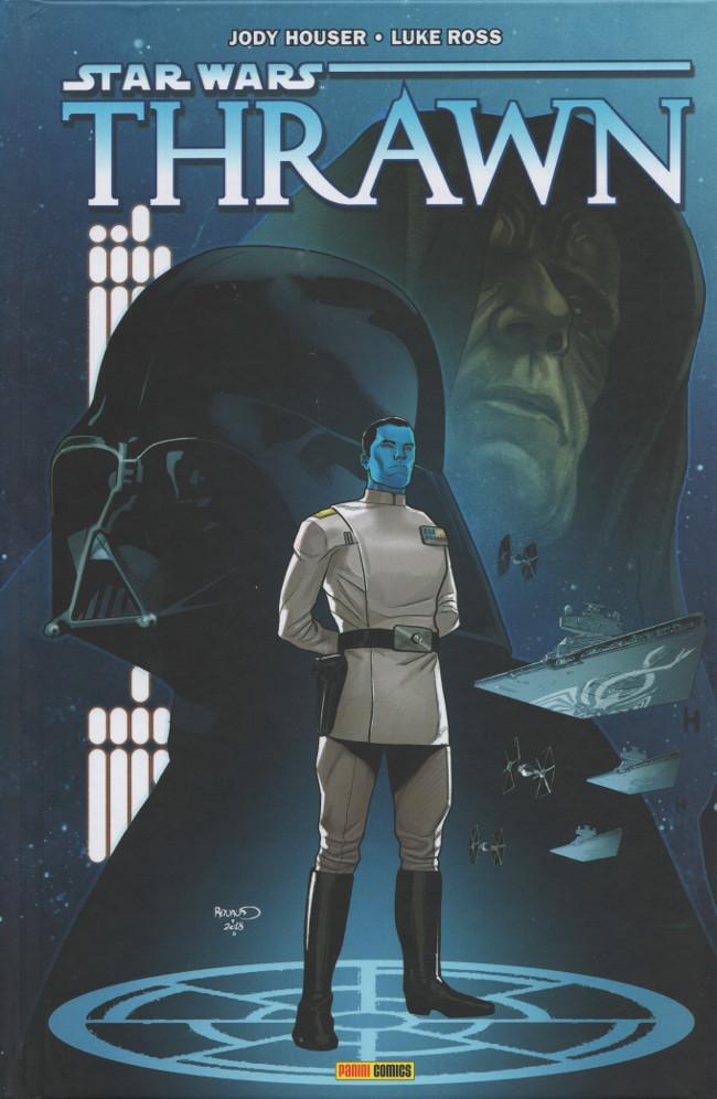 Couverture de Star Wars - Thrawn