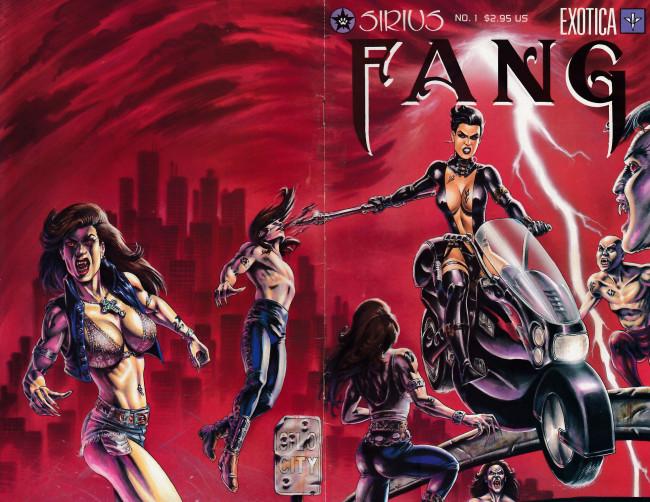 Couverture de Fang (1995) -1- Fang #1