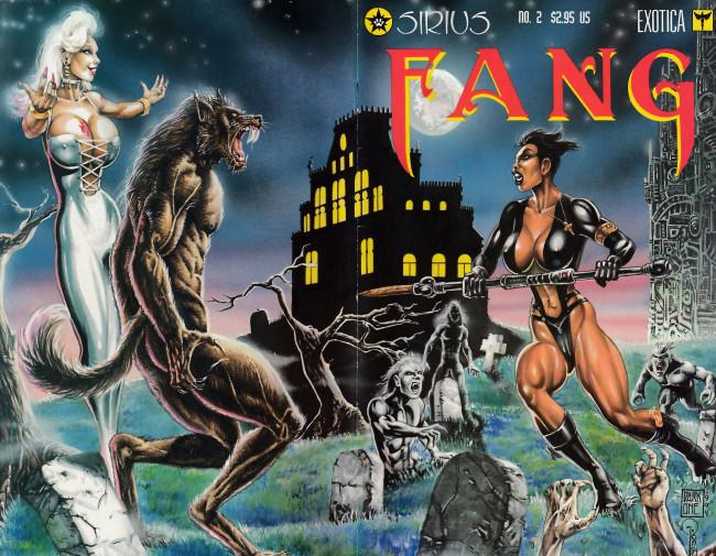 Couverture de Fang (1995) -2- Fang #2