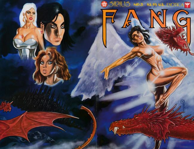 Couverture de Fang (1995) -3- Fang #3