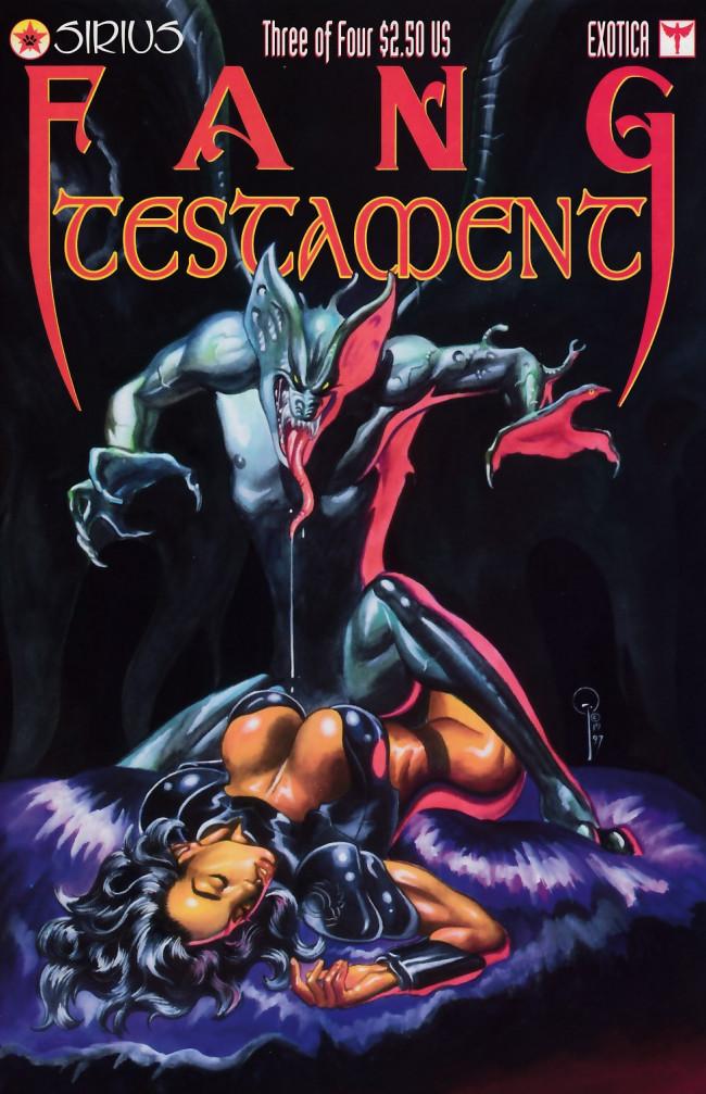 Couverture de Fang: Testament (1996) -3- Fang: Testament #3