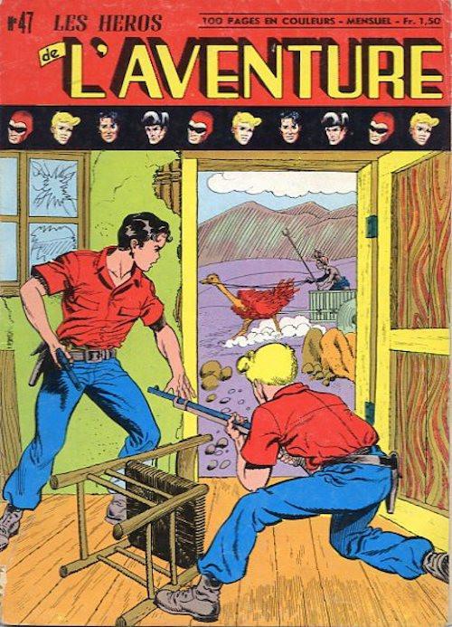Couverture de Les héros de l'aventure (Classiques de l'aventure, Puis) -47- Le Fantôme : Attention, Diana !