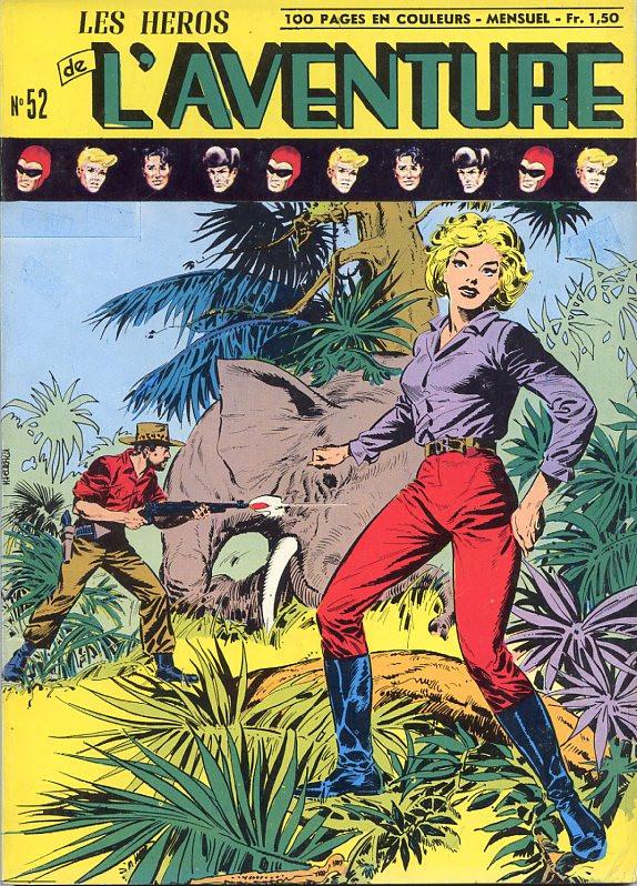 Couverture de Les héros de l'aventure (Classiques de l'aventure, Puis) -52- Le Fantôme : Scandale en société