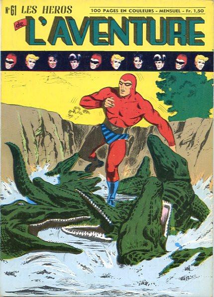 Couverture de Les héros de l'aventure (Classiques de l'aventure, Puis) -61- Le Fantôme : Le jeu du prince Ragon 3