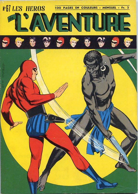 Couverture de Les héros de l'aventure (Classiques de l'aventure, Puis) -67- Le Fantôme : Aux mains du Zodiaque