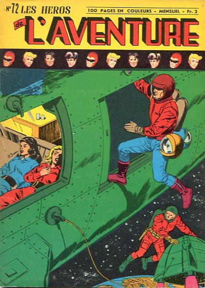 Couverture de Les héros de l'aventure (Classiques de l'aventure, Puis) -72- Le Fantôme : La princesse d'or