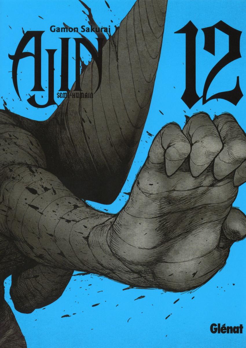 Couverture de Ajin : Semi-Humain -12- Tome 12