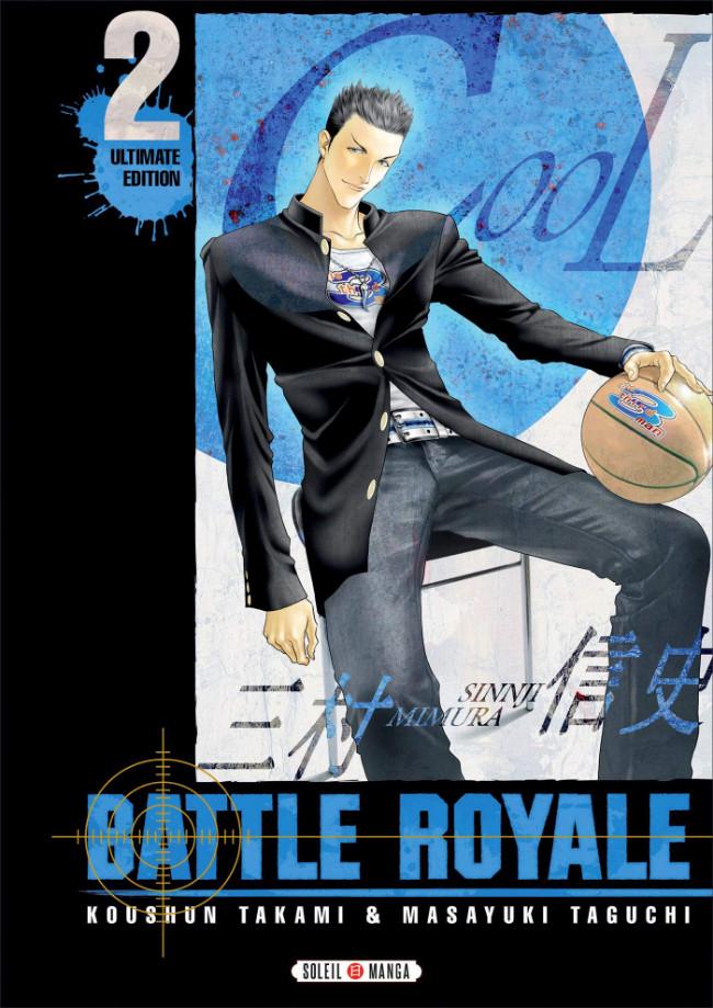 Couverture de Battle Royale -INT2- Volume 2 - Ultimate Edition