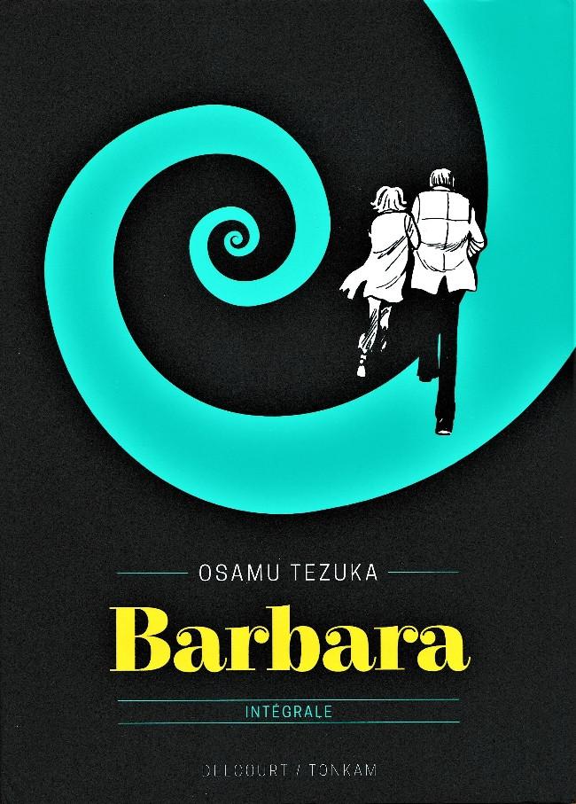 Couverture de Barbara (Tezuka) -INT- Intégrale
