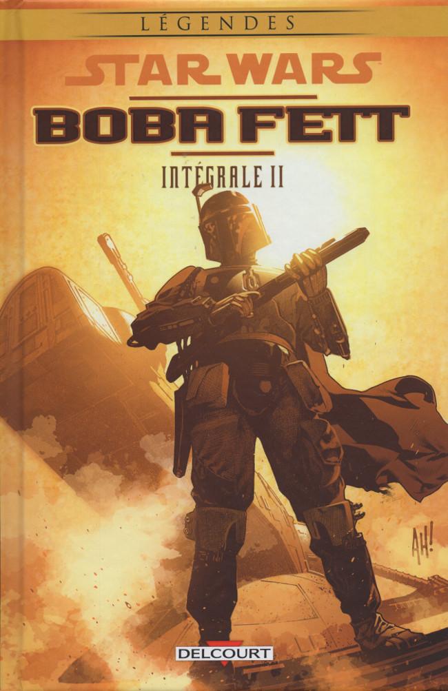 Couverture de Star Wars - Boba Fett -INT2- Intégrale II