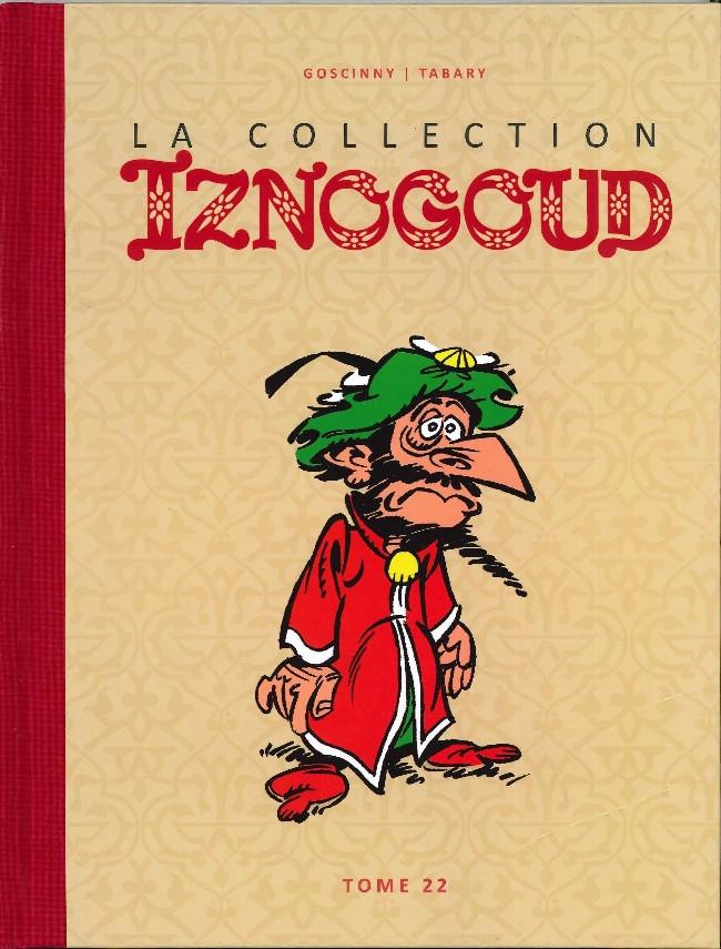 Couverture de Iznogoud - La Collection (Hachette) -22- Tome 22
