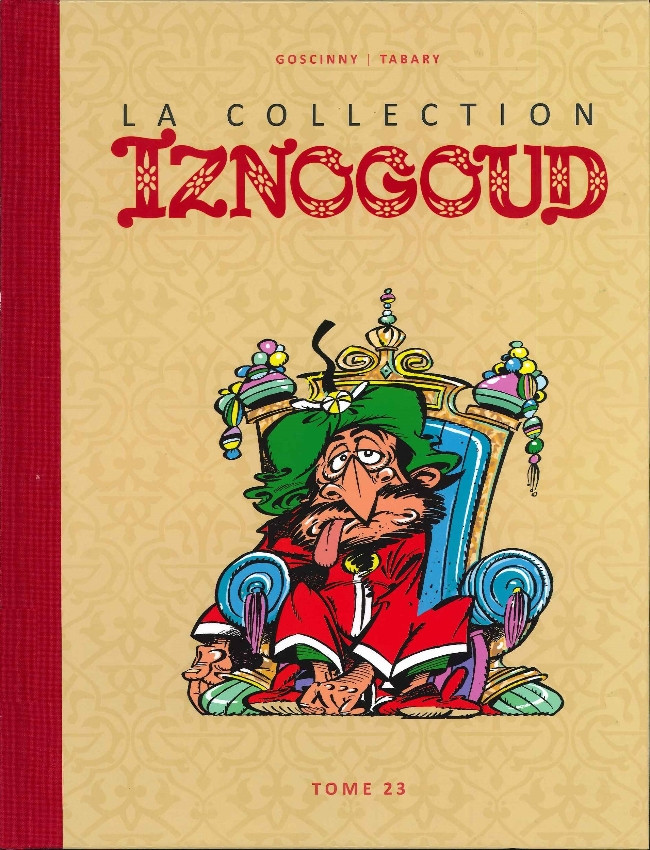 Couverture de Iznogoud - La Collection (Hachette) -23- Tome 23
