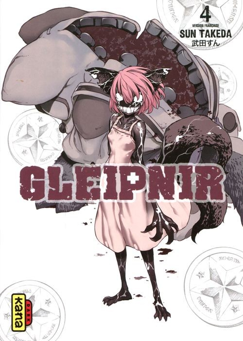 Couverture de Gleipnir -4- Tome 4