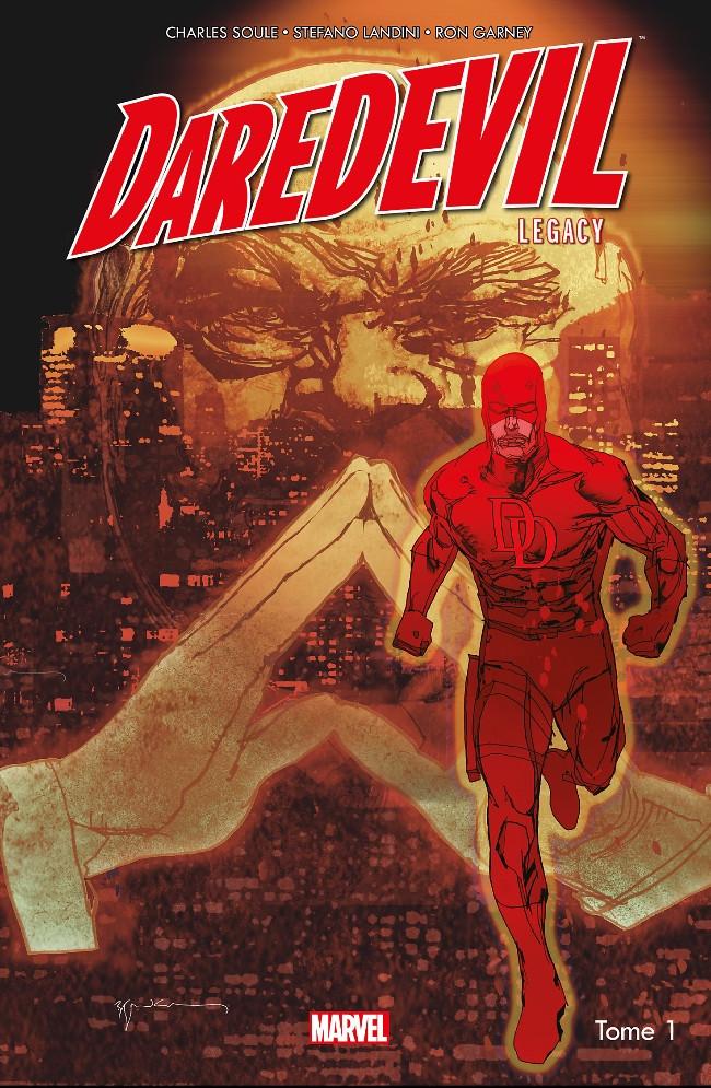Couverture de Daredevil Legacy -1- Fisk : Le Maire