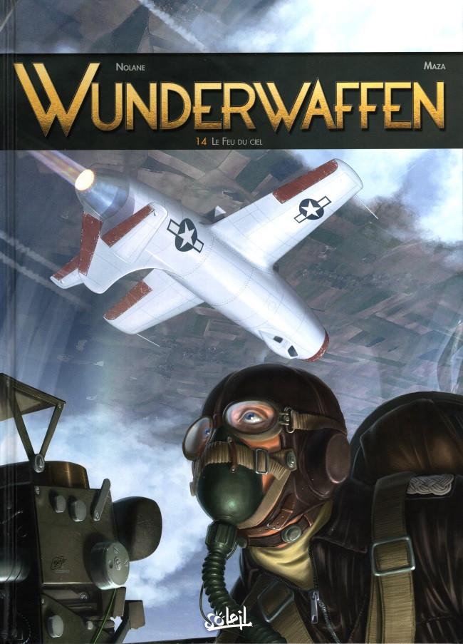 Couverture de Wunderwaffen -14- Le Feu du ciel