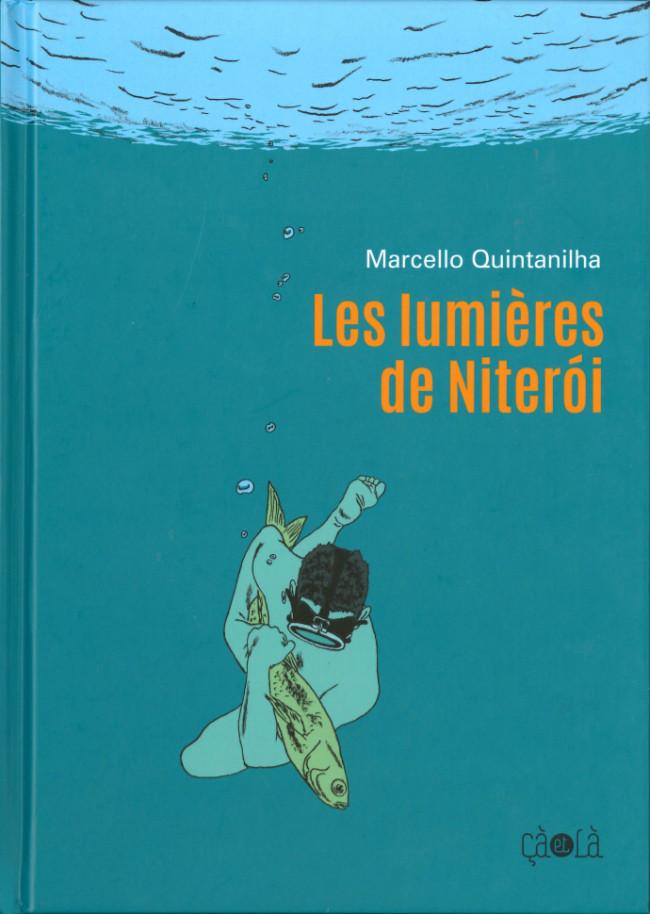 Couverture de Les lumières de Niterói