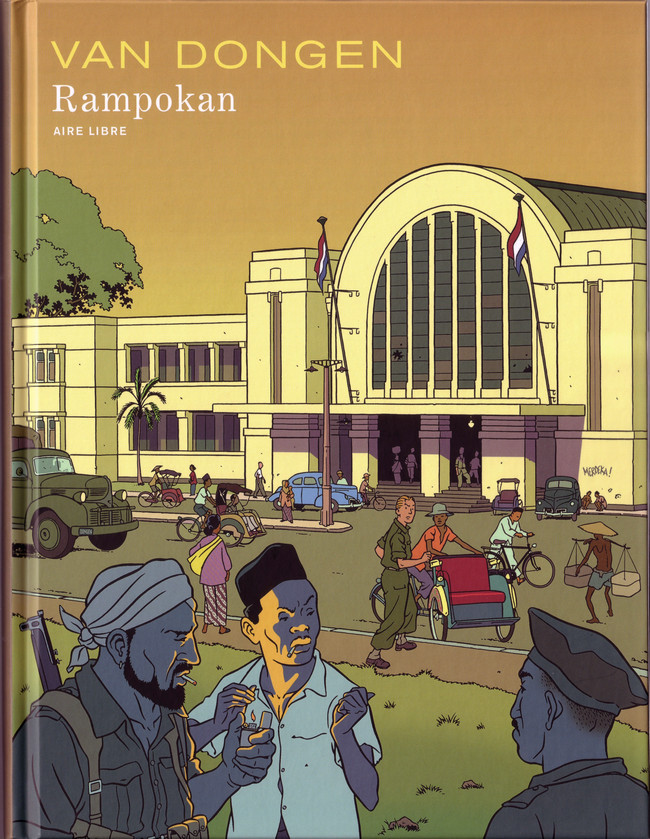 Couverture de Rampokan - Tome INT